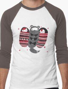Sleeping-bag Monster Men's Baseball ¾ T-Shirt