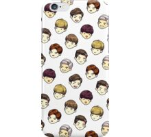 GOT7 cute heads iPhone Case/Skin