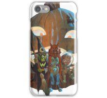 The Pumpkin Haunt iPhone Case/Skin