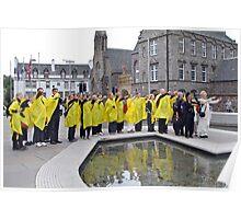 City Dance Edinburgh 2011 Poster