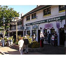Specialty Shops at Montville, on the Blackall Range.Q Photographic Print