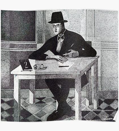 Fernando Pessoa Poster