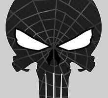 SpiderPunisher Black by chriswig