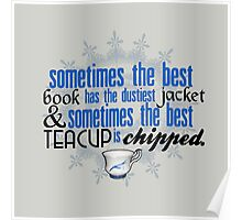 The best teacup. Poster