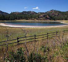 Mahoney Lake Ecological Reserve by Sheri Bawtinheimer