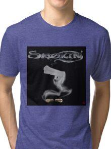 SMOKING GUN Tri-blend T-Shirt