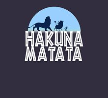 HAKUNA MATATA (night edition) Unisex T-Shirt