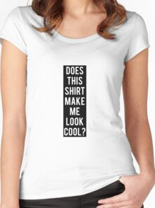 cool? Women's Fitted Scoop T-Shirt