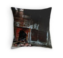 the great room Throw Pillow