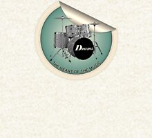 Drums The Heart Hoodie