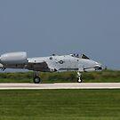 A-10 Thunderbolt by Karl R. Martin