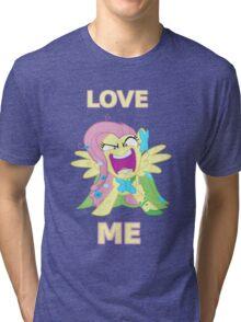 Flutter Rage Tri-blend T-Shirt
