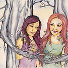 sisters by Danielle Bain