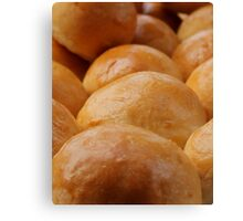 French Pastry  Canvas Print