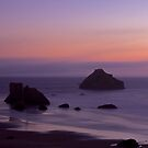 Face Rock Sunset #2 by LucyAbrao