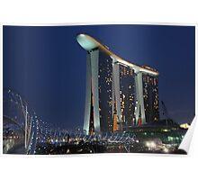 Sands Integrated Resort, Marina Bay Poster