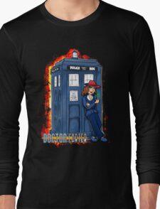 Doctor Carter Long Sleeve T-Shirt