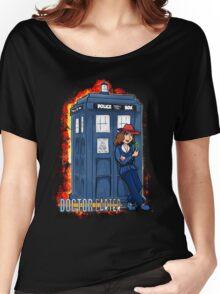 Doctor Carter Women's Relaxed Fit T-Shirt