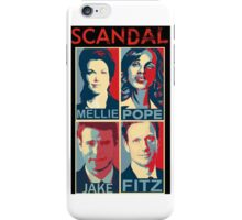"Scandal - ""You have a Ph.D. in his crazy."" - Olivia Pope iPhone Case/Skin"