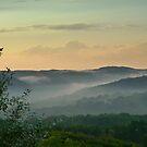 Sunset by colleen e scott