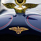 1927 Duesenberg X McFarlan Roadster Hood Ornament by Jill Reger