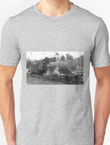 Mt. Rainier Scenic Railroad engine 70 Unisex T-Shirt