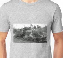 Mt. Rainier Scenic Railroad engine 70 Unisex T-Shirt