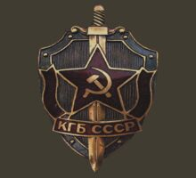 KGB Badge by ZeroAlphaActual