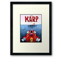 MagiKarp Framed Print