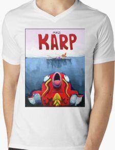 MagiKarp Mens V-Neck T-Shirt