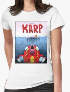 MagiKarp Womens Fitted T-Shirt