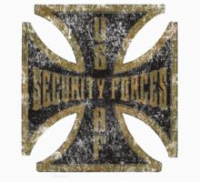 Iron Cross Security Forces One Piece - Long Sleeve