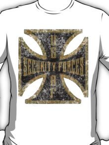Iron Cross Security Forces T-Shirt