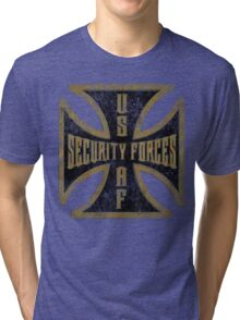 Iron Cross Security Forces Tri-blend T-Shirt