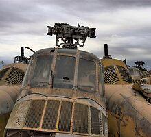 Scrapyard by DesertDweller