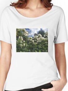 Nemesia flower Women's Relaxed Fit T-Shirt