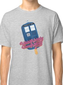 Wibbly Wobbly Timey Wimey Pop Classic T-Shirt