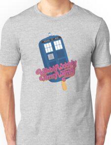 Wibbly Wobbly Timey Wimey Pop Unisex T-Shirt