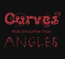 Curves ride smoother T-Shirt