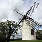 Ashton Windmill Chapel Allerton by kalaryder