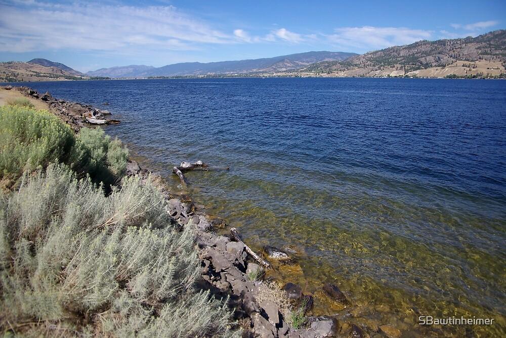 Skaha Lake by Sheri Bawtinheimer