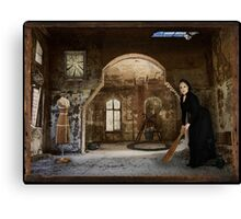 Boxed World Collection - Image 14 - The Witches Realm Canvas Print