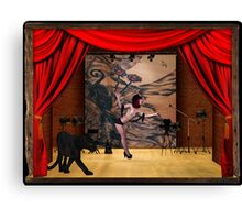 Boxed World Collection - Image 16 - Self Portrait Canvas Print