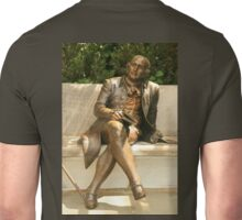 George Mason Memorial 1681 Unisex T-Shirt