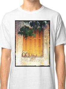 Shutters and slippers......... Classic T-Shirt