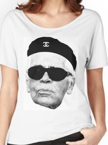 Hasta Karl Siempre Women's Relaxed Fit T-Shirt
