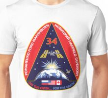 Expedition 34 Mission Patch Unisex T-Shirt