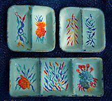 Ceramics Designs by Nira Dabush