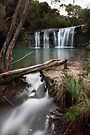 Waterfall heaven by Dave  Gosling Designs