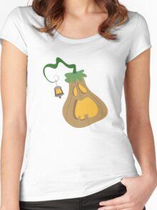 Halloween cartoon 02 Women's Fitted Scoop T-Shirt